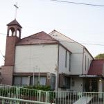 礼拝堂正面